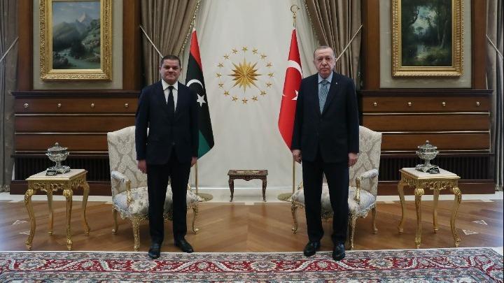 Τουρκία και Λιβύη υπέρ του τουρκολιβυκού μνημονίου