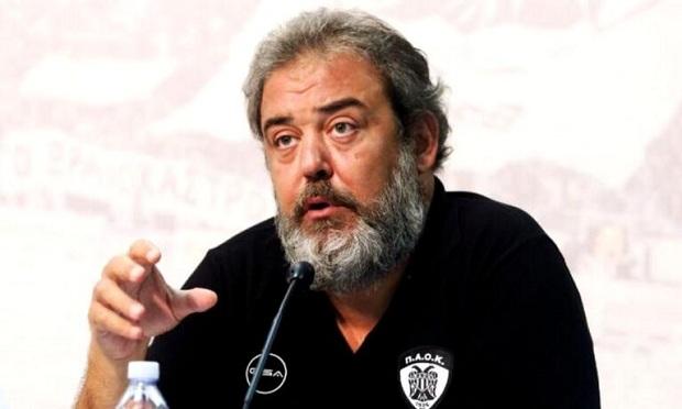 """Θανάσης Χατζόπουλος στο """"Π"""": Το ποτάμι δεν γυρίζει πίσω"""