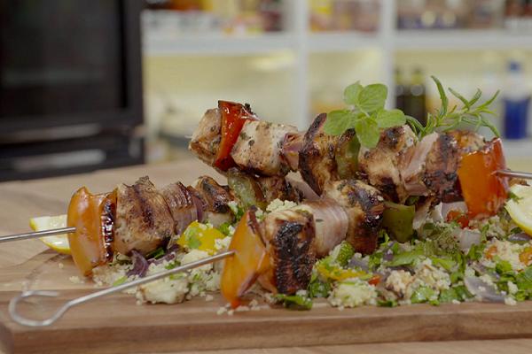 Ώρα για φαγητό με την Αργυρώ Μπαρμπαρίγου – Δείτε όλες τις συνταγές