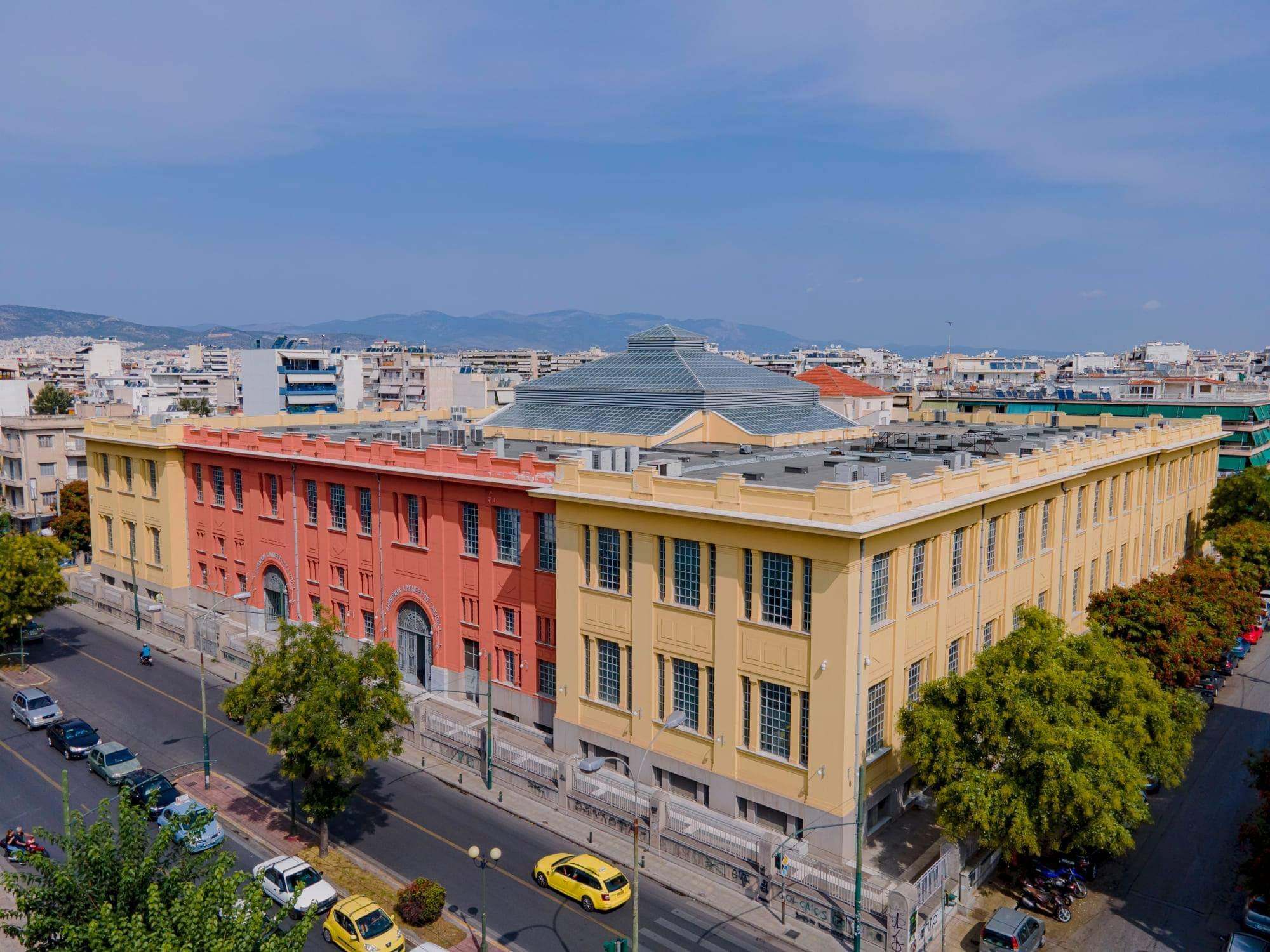 Το πρώην Δημόσιο Καπνεργοστάσιο αναβαθμίστηκε σε χώρο πολιτισμού