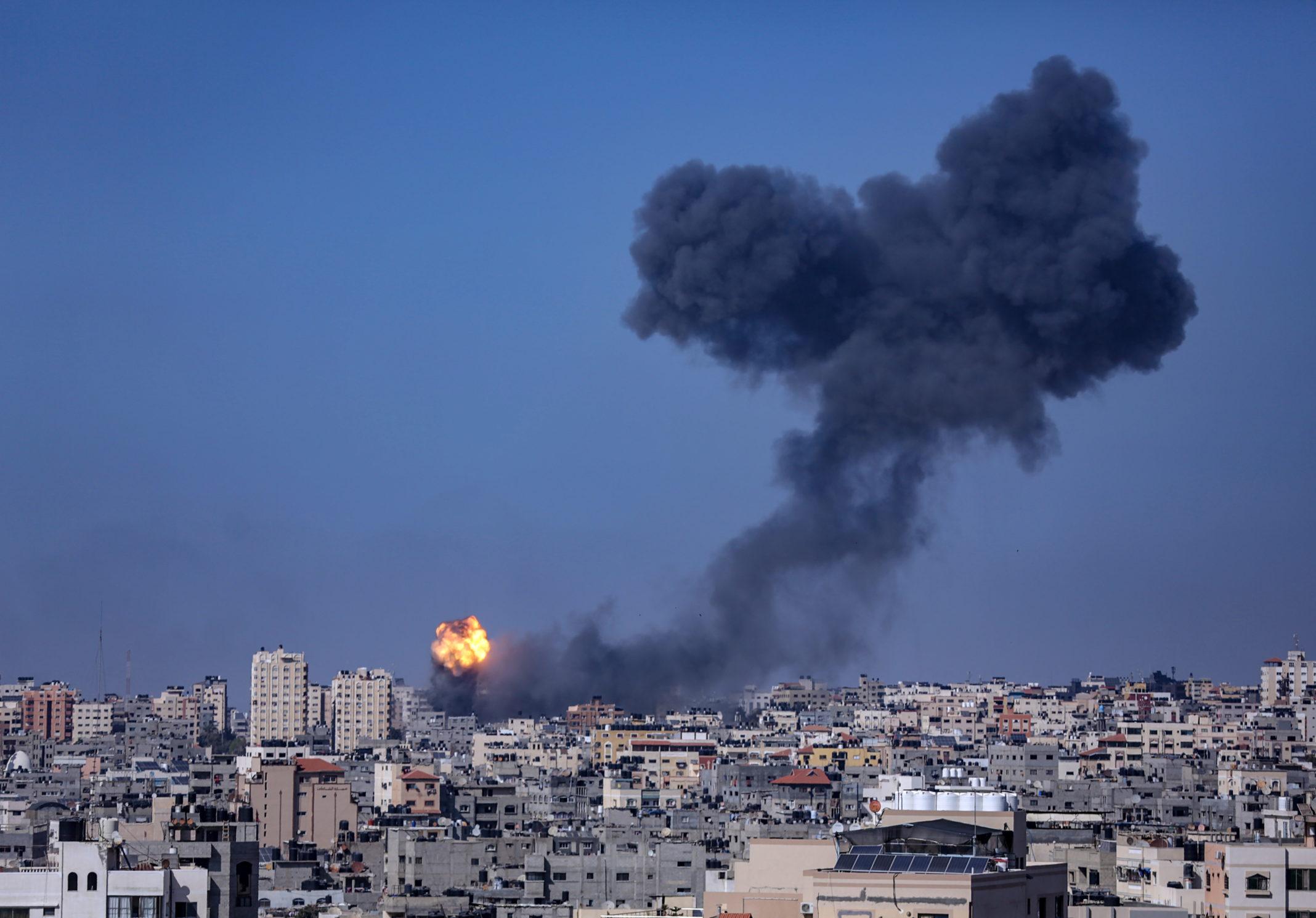 Νέα νύχτα τρόμου σε Γάζα και Ισραήλ