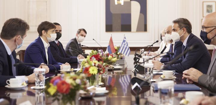 Συμφωνία Ελλάδας – Σερβίας για την αμοιβαία αναγνώριση των ψηφιακών πιστοποιητικών εμβολιασμού