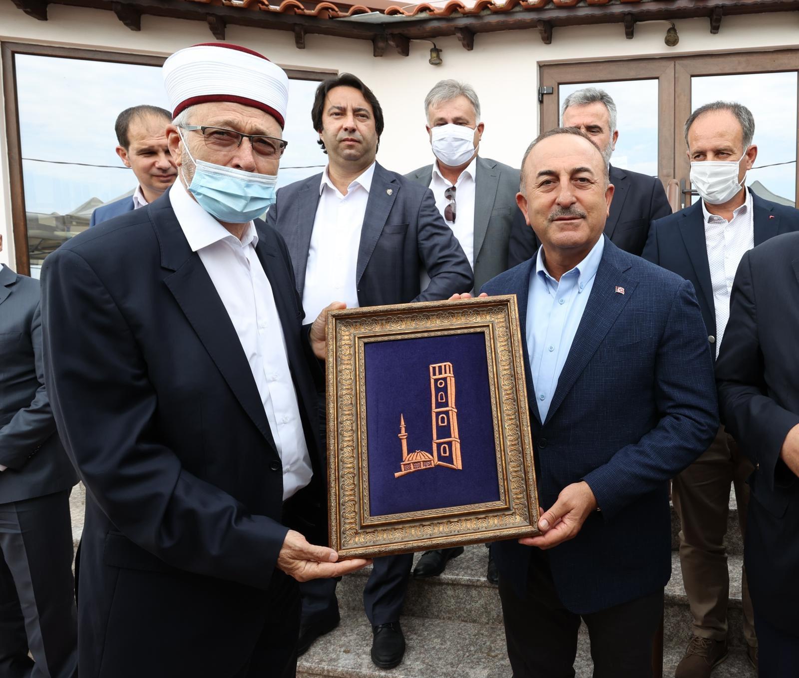 Ολοκληρώθηκε η ιδιωτική επίσκεψη Τσαβούσογλου στην Κομοτηνή – Αναχώρησε για την Αθήνα