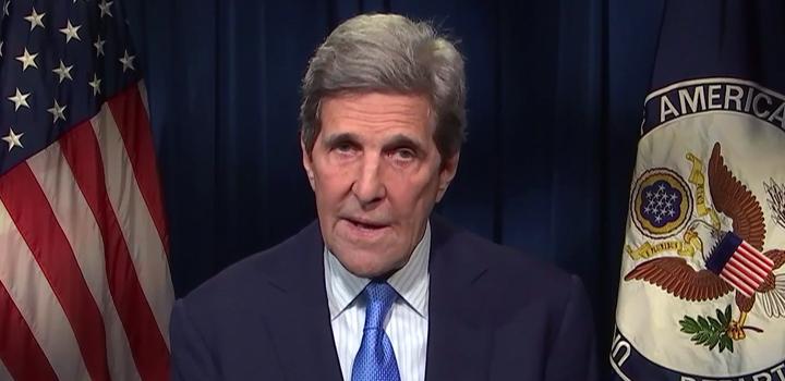 John Kerry: Η αντιμετώπιση της κλιματικής αλλαγής είναι πρόκληση και ευκαιρία