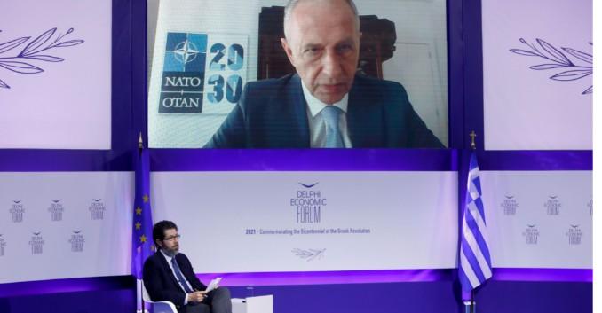 Mircea Geoana: To NATO στηρίζει απόλυτα τοδιάλογο μεταξύ Αθήνας και Άγκυρας