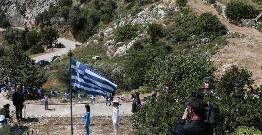 Η ΠτΔ στις εκδηλώσεις για τους νεκρούς της Σφαγής της Χίου