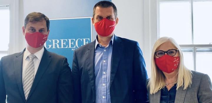 Χ. Θεοχάρης από το Ηνωμένο Βασίλειο: «Ο Ελληνικός Τουρισμός ξέρει να δίνει μάχες και να τις κερδίζει»