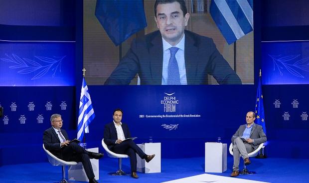 Η Ελλάδα πρωτοστατεί στον ενεργειακό μετασχηματισμό