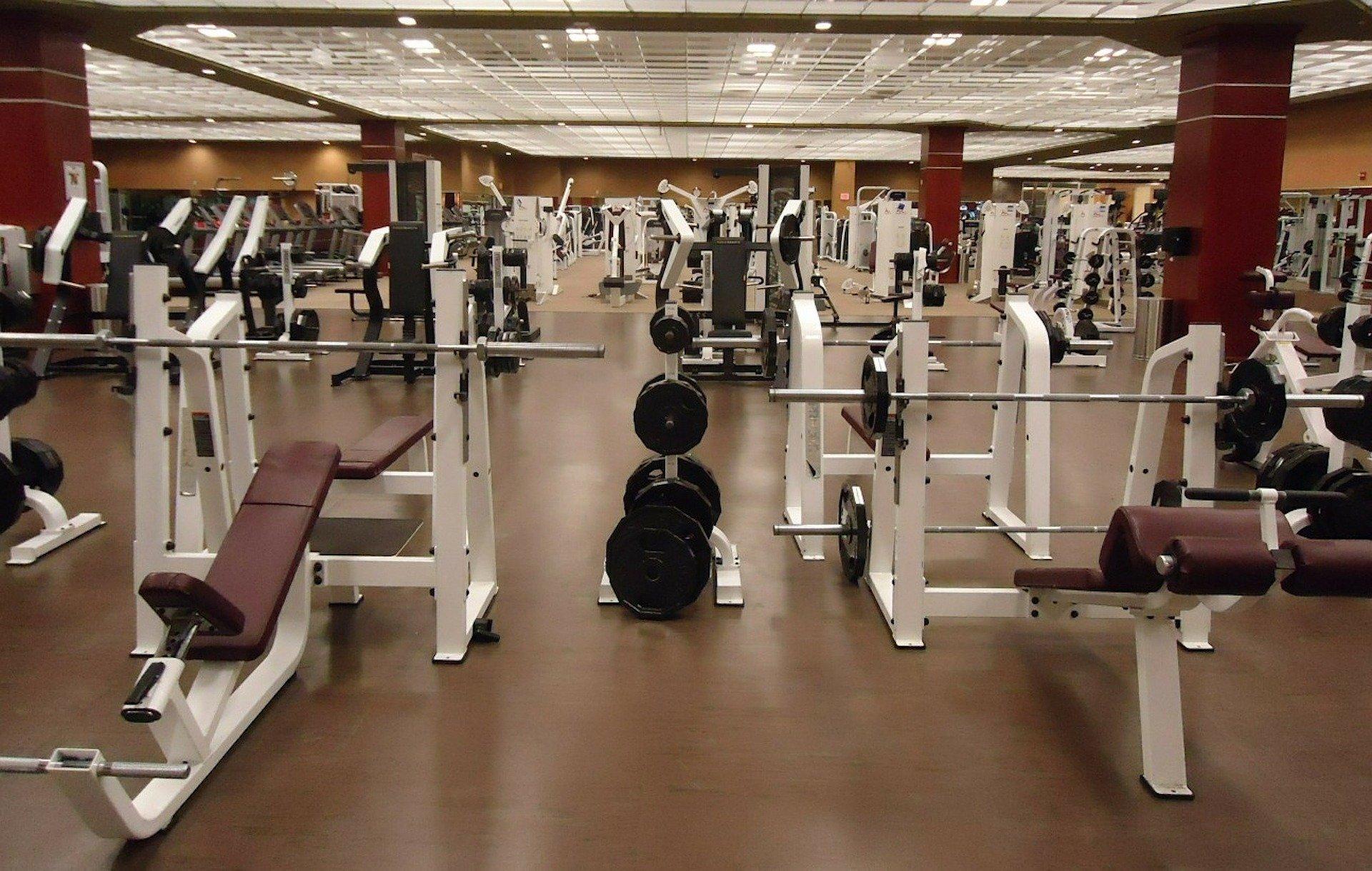 Κανόνες λειτουργίας αποδυτηρίων στα γυμναστήρια από Δευτέρα 20 Σεπτεμβρίου