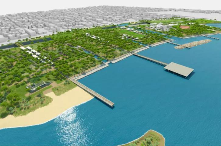 Τεράστιος ποδηλατόδρομος θα γίνει  όλη η νότια παραλία της Αττικής