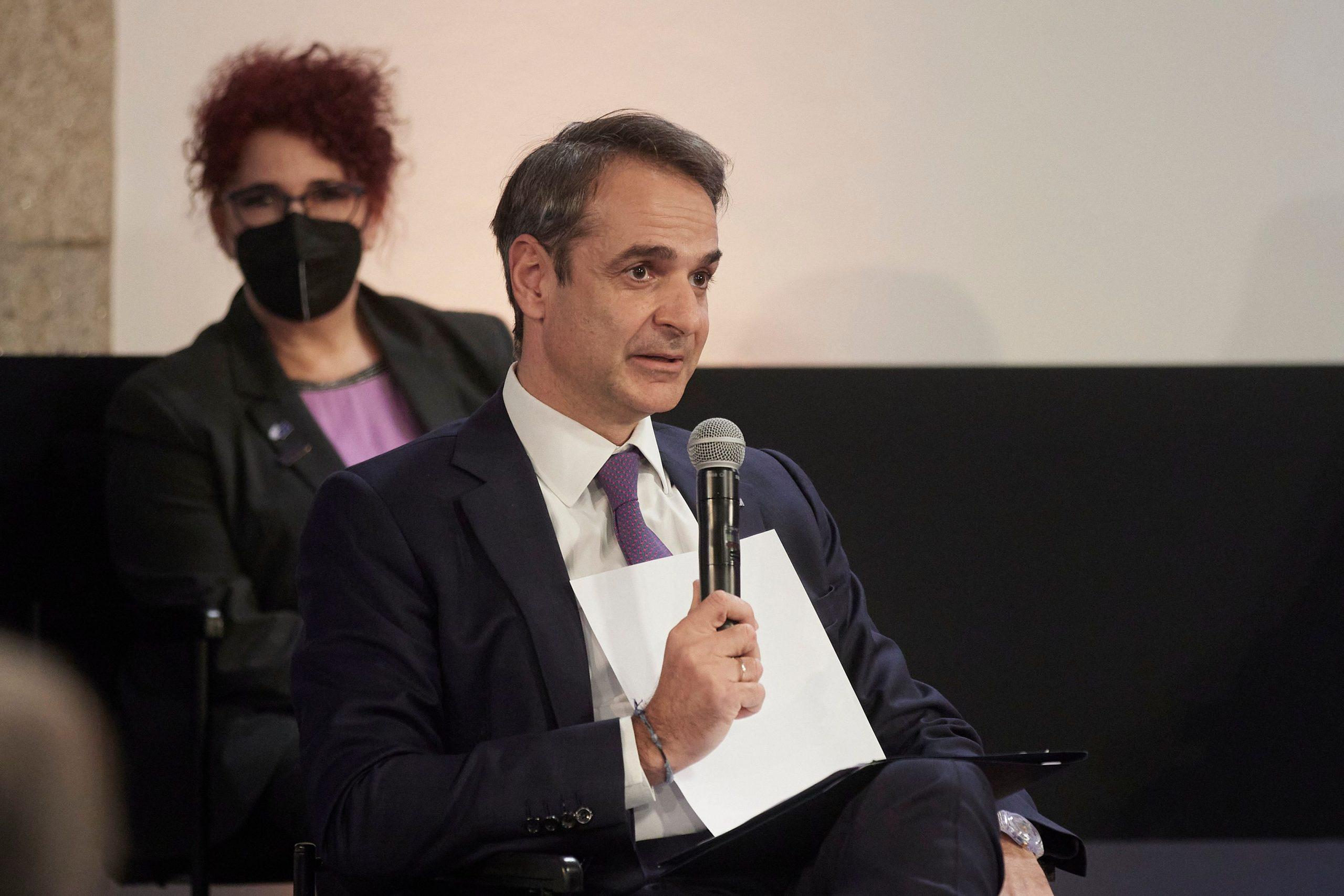 Κυρ. Μητσοτάκης στην Κοινωνική Σύνοδο της ΕΕ: Νέες θέσεις εργασίας θα προέλθουν από τις επενδύσεις μετά την περίοδο της πανδημίας