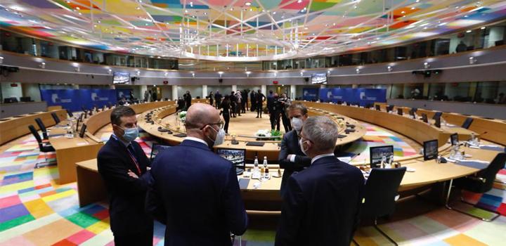 Ξεκίνησε η Σύνοδος Κορυφής – Αντιμετώπιση πανδημίας – Πράσινο πιστοποιητικό και κλιματική αλλαγή