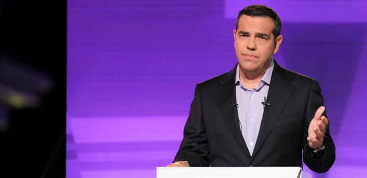 Αλ. Τσίπρας: Το «Σχέδιο ΕΛΛΑΔΑ +» είναι αυτό που «πραγματικά έχει ανάγκη η ελληνική κοινωνία» – Η κυβέρνηση αξιοποιεί το Ταμείο Ανάκαμψης με μια αποτυχημένη νεοφιλελεύθερη συνταγή (video)