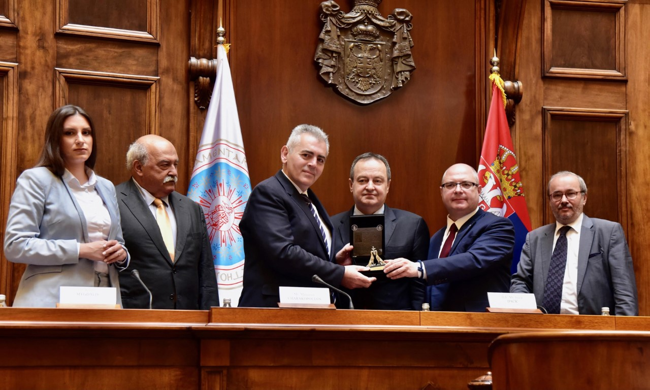 Συνεδρίαση των Προέδρων και Εισηγητών των Επιτροπών της Διακοινοβουλευτικής Συνέλευσης Ορθοδοξίας