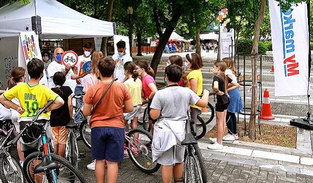 «Πόλη με Ποδήλατα – Όμορφη Πόλη» από τα My market – Τα Μy market και η ΚΕΔΕ ταξιδεύουν με το ποδήλατο σε όλη την Ελλάδα
