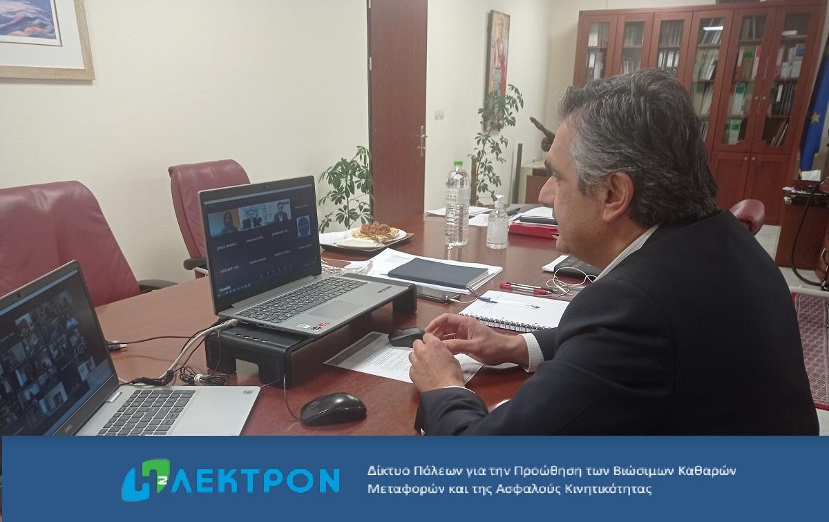 Γιώργος Κασαπίδης: Κόμβος Καινοτομίας Υδρογόνου (H2) η Δυτική Μακεδονία