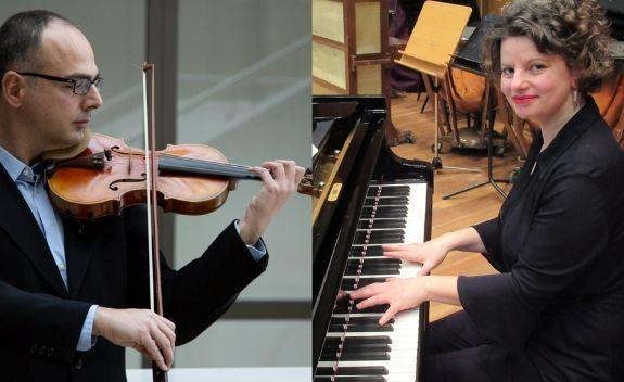 Κρατική Ορχήστρα Αθηνών: Βιολί και Πιάνο με Ελληνική Υπογραφή