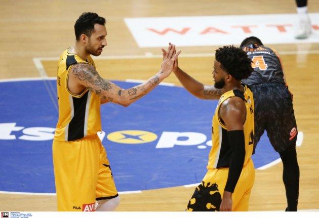 3η στη Basket League η ΑΕΚ – Επικράτησε 95-72 του Προμηθέα