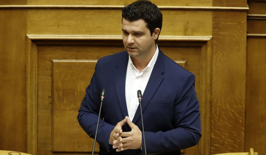 M. Κάτσης: Νομοσχέδιο με ταξικό μίσος εναντίον των πολλών
