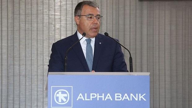 Βασίλης Ψάλτης στο 10ο Greek Investment Forum: «Οι αναπτυξιακές προοπτικές της Alpha Bank συνδέονται πλήρως με την αναπτυξιακή τροχιά της χώρας μας»