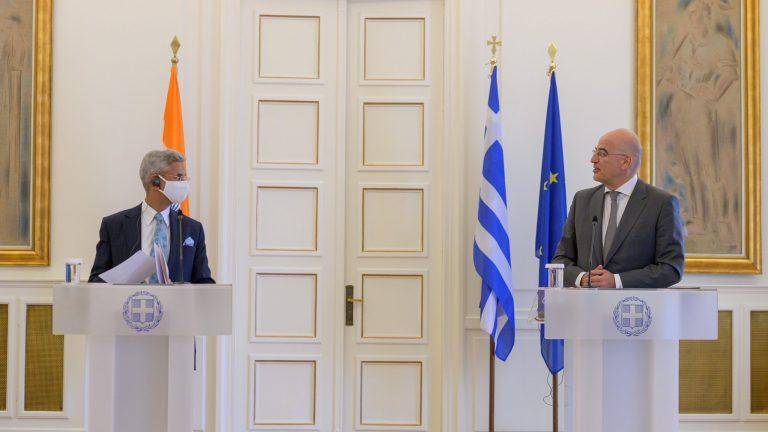 Ν. Δένδιας: Η επίλυση των διαφορών στη βάση του Διεθνούς Δικαίου αποτελεί πάντοτε μονόδρομο