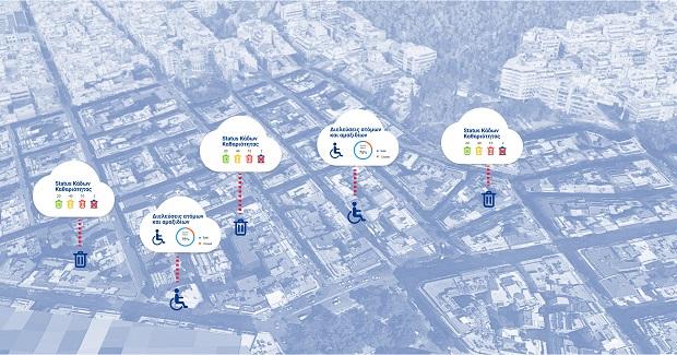 "Microsoft και ATCOM συνεργάζονται με τον Δήμο Αθηναίων για το ""Project Αθηνά"""