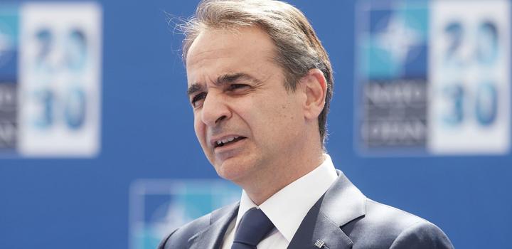 Κυρ. Μητσοτάκης: Αυταρχικά καθεστώτα θα εξακολουθούν να χρησιμοποιούν το υβριδικό τους οπλοστάσιο προκειμένου να αποδυναμώνουν τους δημοκρατικούς μας θεσμούς…