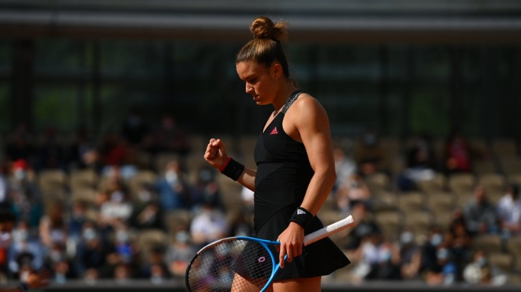 Εκπληκτική η Σάκκαρη για πρώτη φορά στον 4ο γύρο του Roland Garros