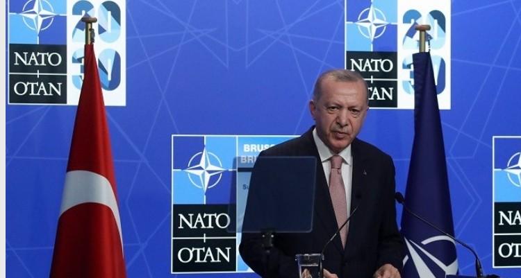 Για μια «ειλικρινή και παραγωγική» συνάντηση με τον πρόεδρο των ΗΠΑ έκανε λόγο ο Ερντογάν