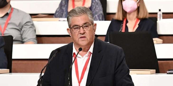Επανεξελέγη ομόφωνα ΓΓ του ΚΚΕ ο Δημήτρης Κουτσούμπας: Η νέα Κεντρική Επιτροπή