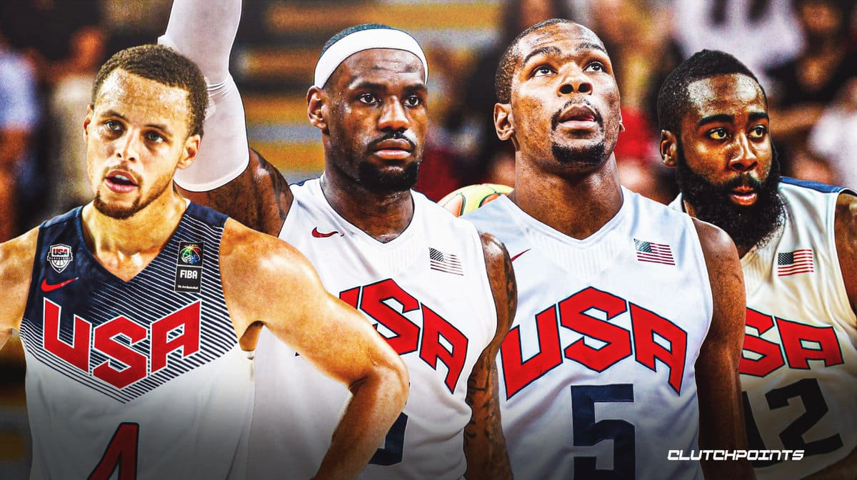 Τρόμο… προκαλεί η δωδεκάδα της ομάδας μπάσκετ των Ηνωμένων Πολιτειών για τους Ολυμπιακούς Αγώνες του Τόκιο…