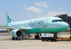Η Cyprus Airways ξεκινά και πάλι πτήσεις από Θεσσαλονίκη προς Λάρνακα