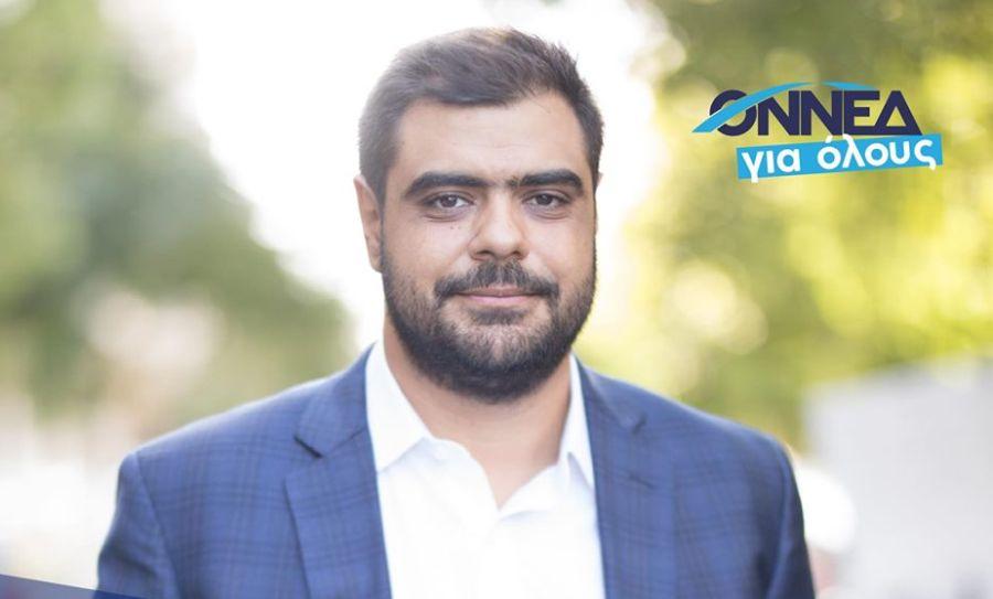 Παύλος Μαρινάκης για το freedom pass: «Ένα ευχαριστώ προς τους νέους για την επιμονή, την υπομονή τους και τη συμβολή τους στη συλλογική προσπάθεια με στόχο την ελευθερία»