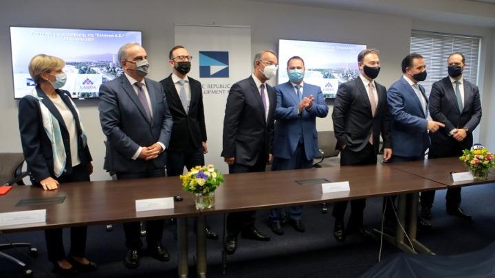 Ολοκληρώθηκε η μεταβίβαση της «Ελληνικό ΑΕ» στην Lamda Development – Οδ. Αθανασίου: Όραμά μας είναι να κάνουμε περήφανους όλους τους Έλληνες
