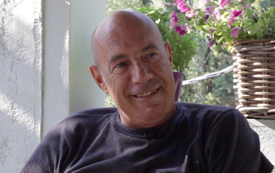 Βαγγέλης Ραπτόπουλος: Το σώμα είναι το μεγάλο κεφάλαιο…