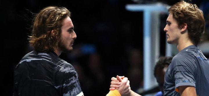 LIVE: Τσιτσιπάς – Ζβέρεφ Roland Garros ERT1