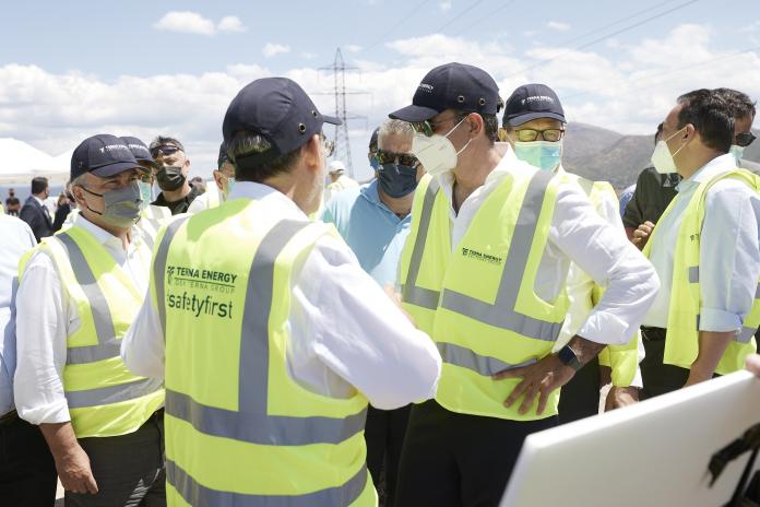 Τρίπολη: Επίσκεψη Μητσοτάκη στο μεγαλύτερο έργο ΣΔΙΤ για τη διαχείριση απορριμμάτων