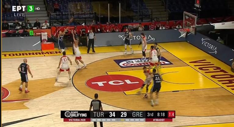 Μεγάλη νίκη! Η Ελλάδα πέρασε την Τουρκία και βρίσκεται ένα βήμα απο τους ολυμπιακούς αγώνες