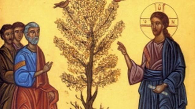 Ζωντανά: Κυριακή Γ΄ ΜΑΤΘΑΙΟΥ & Ανάμνηση Θαύματος Αγίας Ευφημίας – 'Ορθρος και Θεία Λειτουργία  (Live streaming)