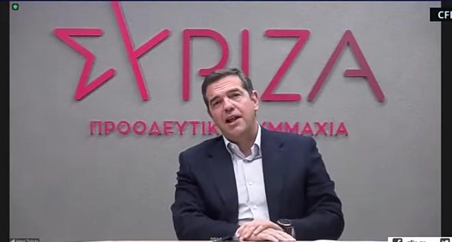 Αλ. Τσίπρας: «Η Ελλάδα πρέπει να πιέσει για ένα Ελσίνκι με νέους όρους»