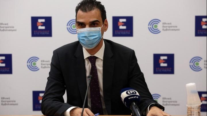 Μ. Θεμιστοκλέους: Ανοίγει την Τρίτη η πλατφόρμα για κατ' οίκον εμβολιασμό