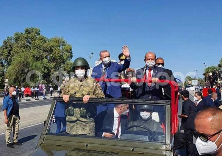 Ερντογάν: Νέο στάδιο ανοίγματος των περίκλειστων Βαρωσίων