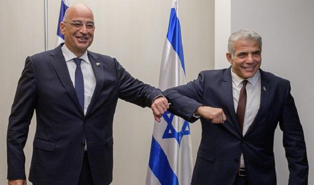 Σωστό το τάιμινγκ της επίσκεψης Ν. Δένδια σε Ισραήλ και Κύπρο…