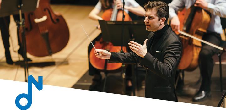 Ελληνική Συμφωνική Ορχήστρα Νέων στους Δελφούς και στην Κέρκυρα