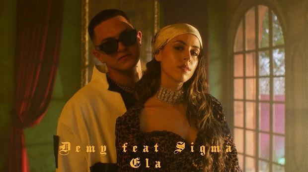 Demy feat. Sigma – «Ela»: Η συνεργασία – έκπληξη σε music video