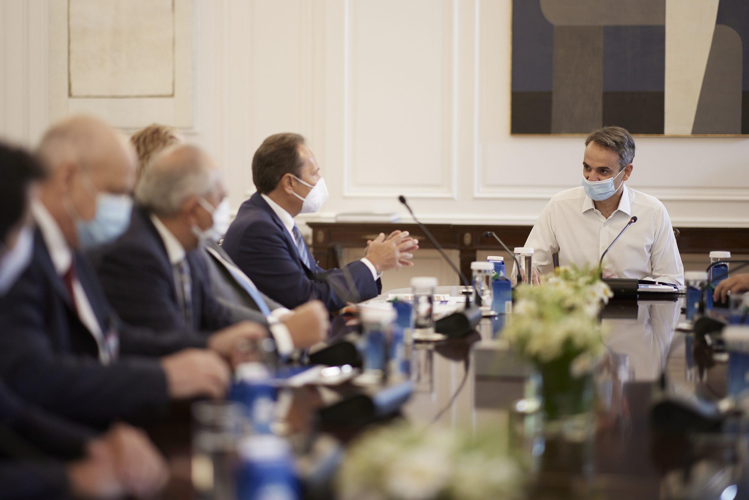 Επενδυτικά σχέδια ύψους 1,2 δισ. ευρώ παρουσίασε η ελληνική φαρμακοβιομηχανία στον Πρωθυπουργό!