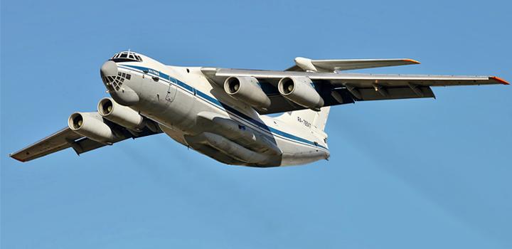 Κι άλλο αεροσκάφος στέλνουν οι Ρώσοι στην Ελλάδα