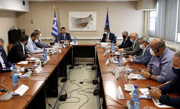 Απόστολος Tζιτζικώστας: Αναγκαία η συνεργασία Ε.Ε, εθνικών κυβερνήσεων και Αυτοδιοίκησης για την αντιμετώπιση των φυσικών καταστροφών