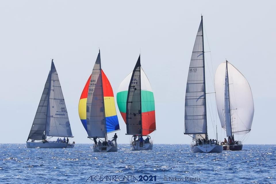 Aegean Regatta 2021 – Ημέρες 4η & 5η (video)