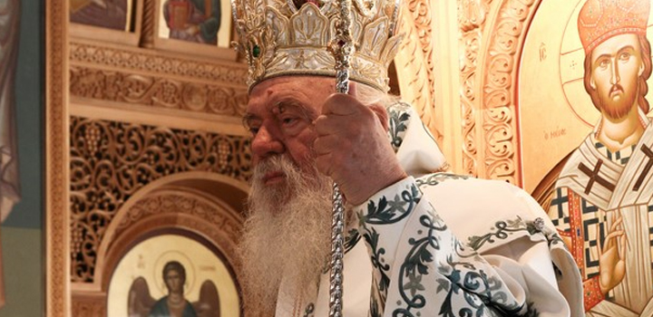 Αρχιεπίσκοπος Ιερώνυμος: Η Παναγία είναι η ελπίδα όλων μας